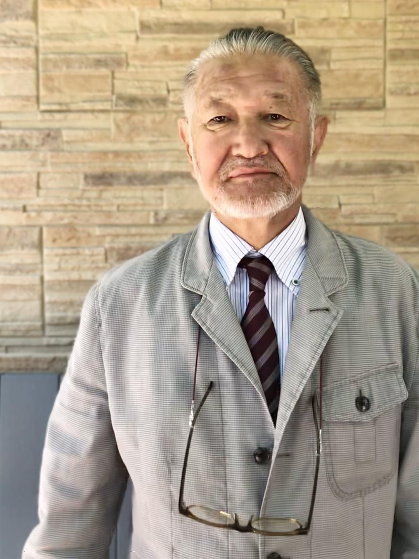 代表取締役社長 小山徹志 近影